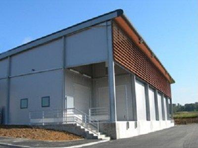 Ateliers - Pépinière d'entreprises Novapole à Saint Viance