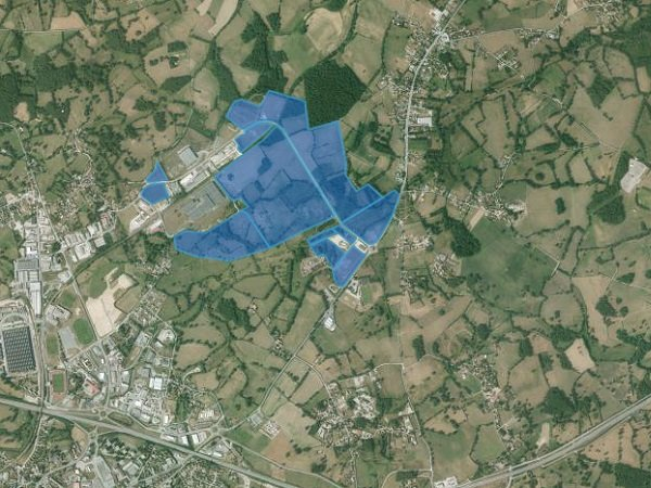 Terrains à partir de 20 000 m² à vendre près de Guéret