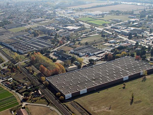 Bureaux de 700 à 800 m² à Tonneins