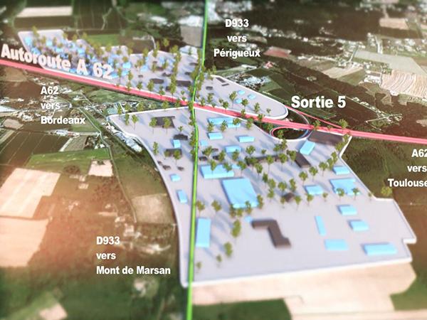 Terrains à partir de 3 000 m² à Marmande