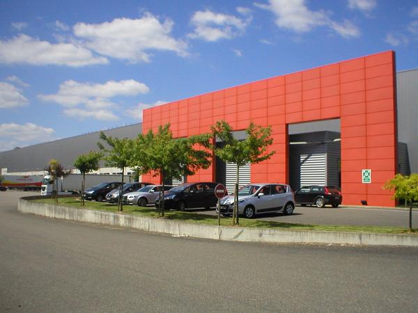 Batiment de 8 000 m² à Terrasson