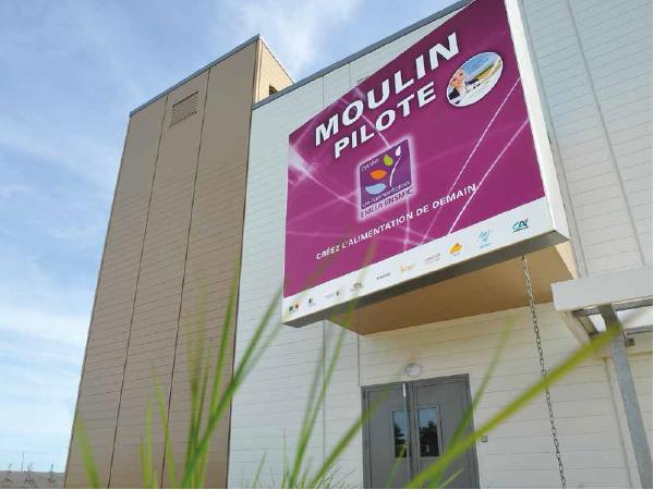 Terrains et bureaux dédiées à l'agro-alimentaire sur AgriPolis à Surgères