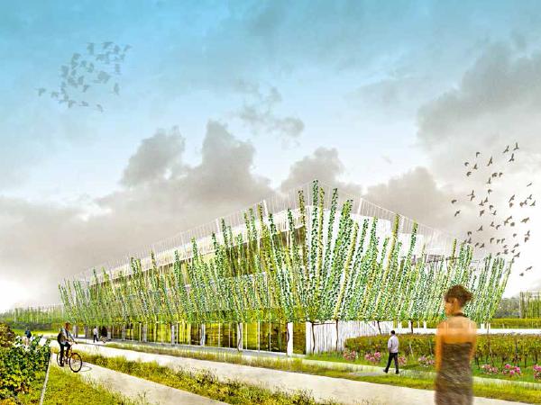 Terrains à partir de 1 201 m² à Vélines
