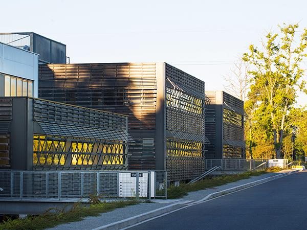 Bureaux et salles blanches sur BioParc près de Bordeaux