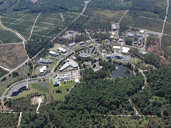 Terrains viabilisés entre 2 400 et 18 000 m² sur Technopole Bordeaux Montesquieu à Martillac