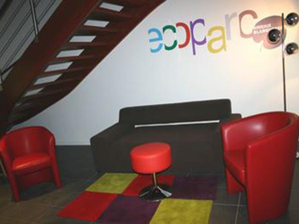 Bureaux dédiés aux éco-activités et aux éco-technologies sur EcoParc à Bordeaux-Blanquefort