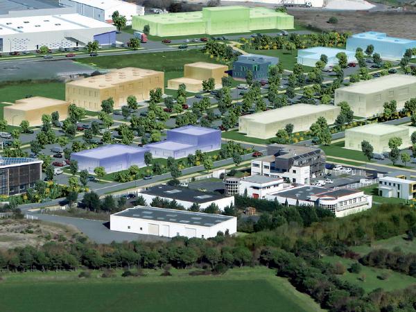 Terrains à partir de 7 500 m² à La Rochelle