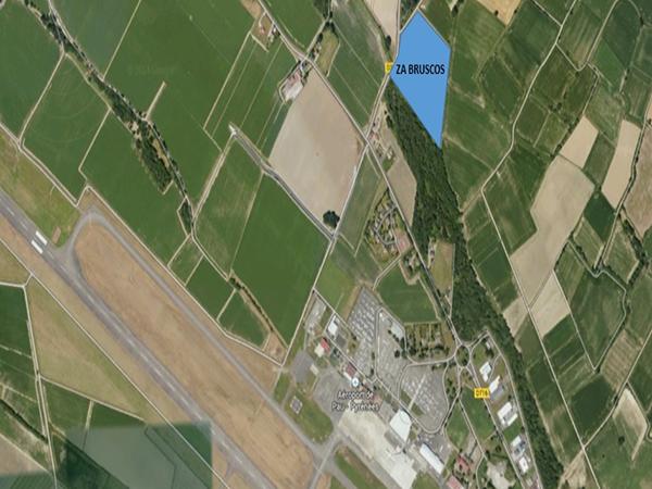 Terrains près de l'aéroport de Pau-Pyrénées