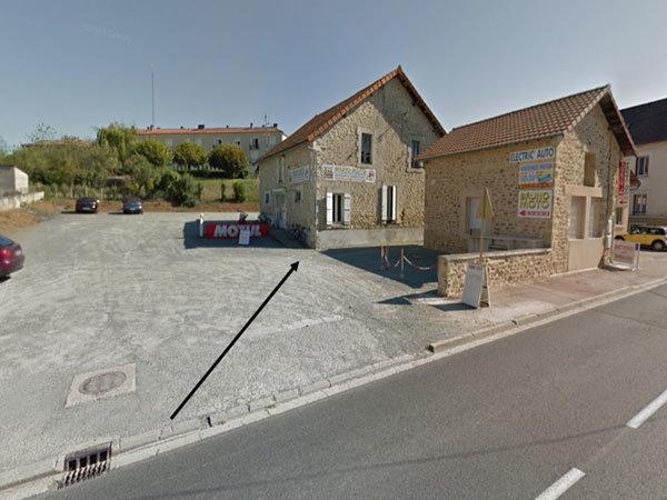 Local de 250 m² à Thiviers