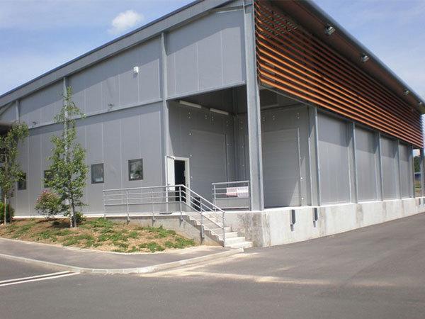 Atelier agroalimentaire de 317 m² près de Brive